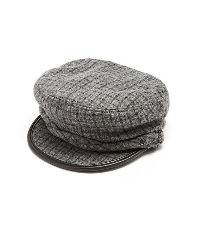 New Abby wool-blend cap