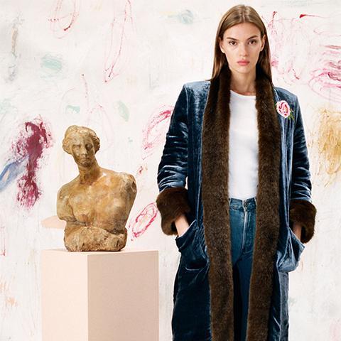 Corrine Coat