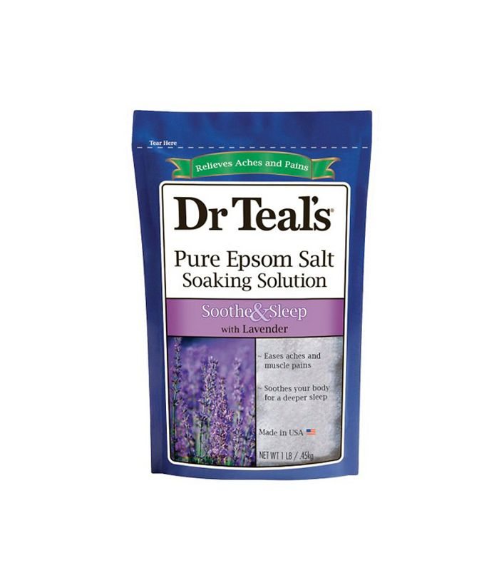 Pure Epsom Salt Soaking Solution With Lavender by Dr. Teal's