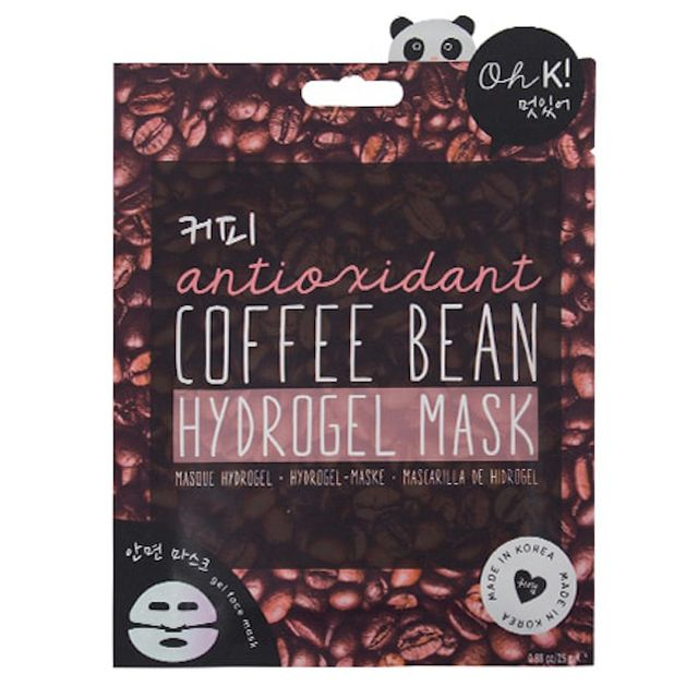 Oh K! Antioxidant Coffee Bean Gel Mask