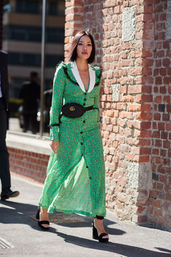 All The Best Street Style From Milan Fashion Week Whowhatwear