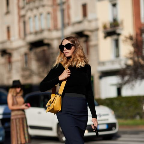 The Best of Milan Fashion Week Street Style