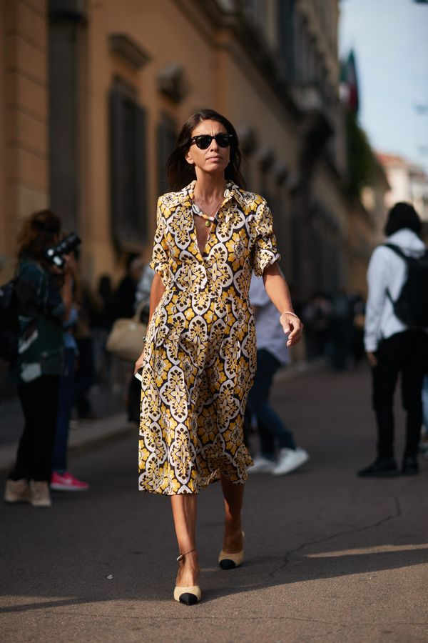 All the Best Street Style from Milan Fashion Week ...