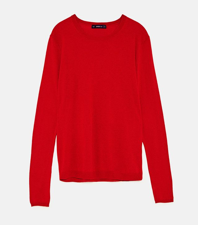 Zara Soft-Feel Sweater