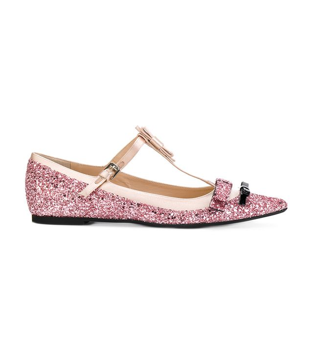 No. 21 Glitter Ballerinas