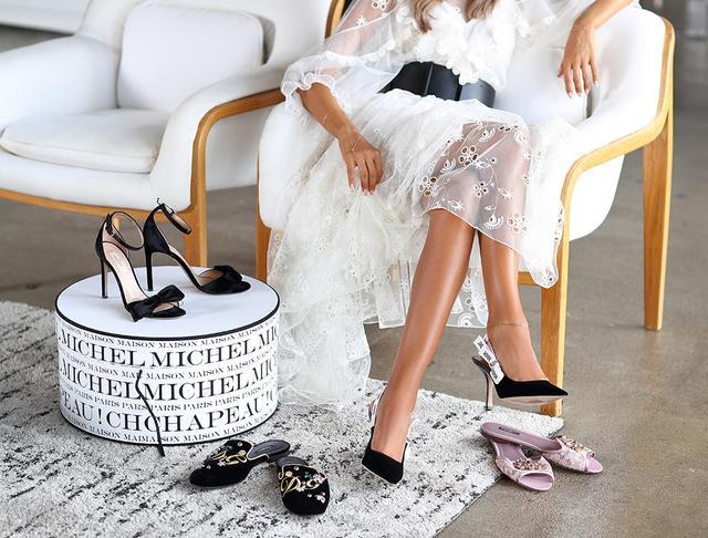 Annabelle Fleur shoes