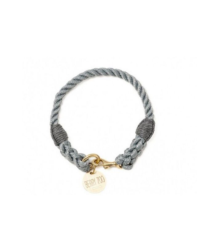 Berry Zoo Grey Collar