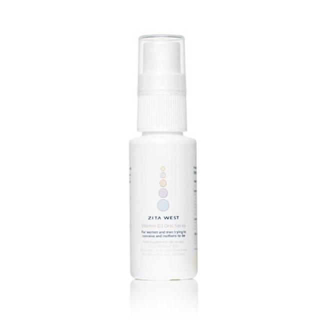 Best vitamin spray: Zita West Vitamin D Spraypray