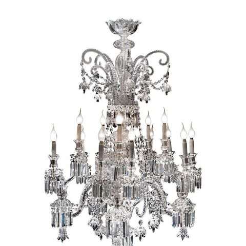 1825 Crystal Chandelier