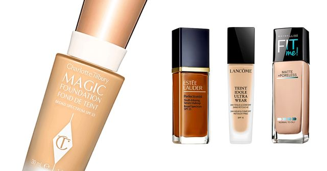 Best foundation for mature skin 2018