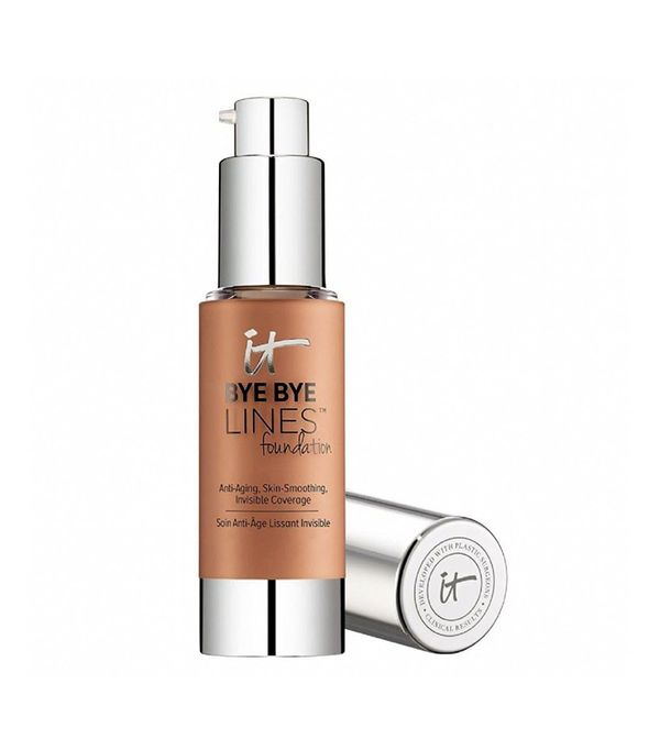 It Cosmetics Bye Bye Lines Foundation - best foundations for mature skin