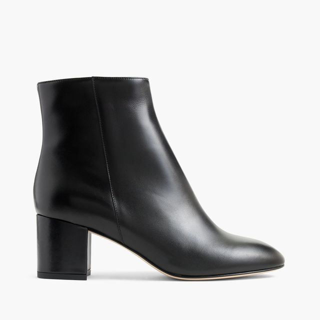 Hadley leather boots