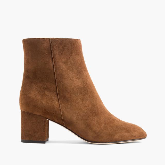 Hadley suede boots