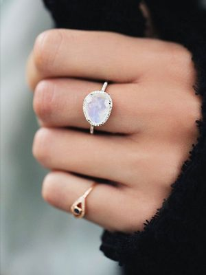 12 Moonstone Jewelry Pieces You'll Want to Add to Your Jewelry Box