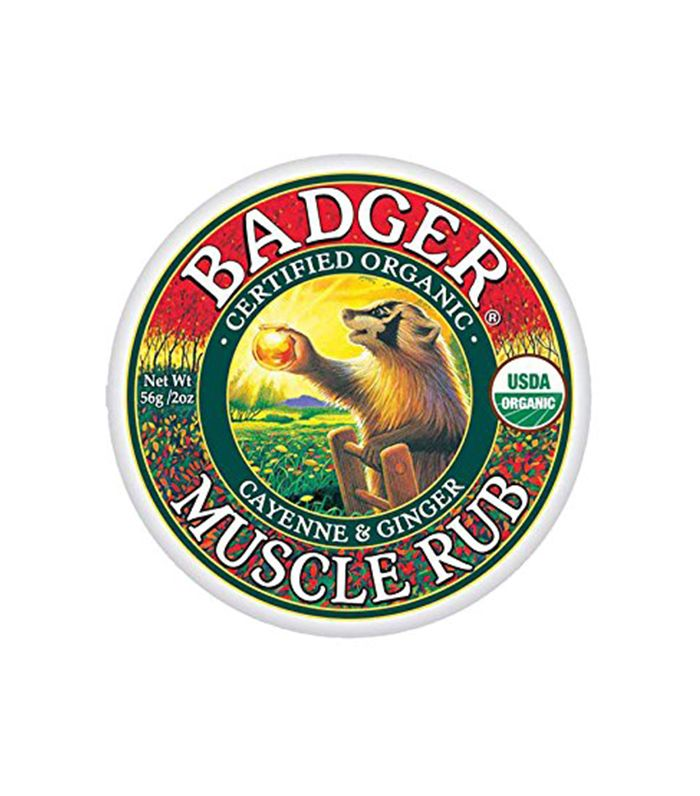 Muscle Rub by Badger