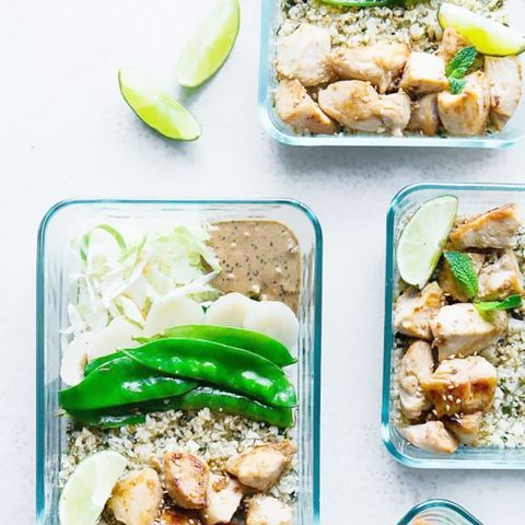9 Easy Meal-Prep Ideas to Get You Through the Workweek