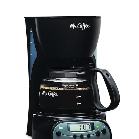 4-Cup Programmable Coffeemaker, DRX5