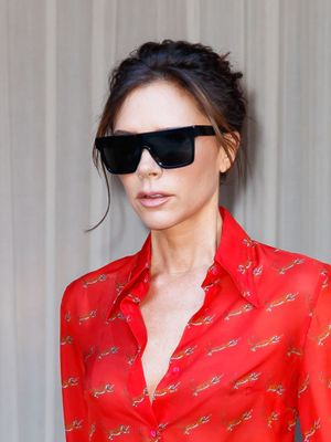 Victoria Beckham Loves This Outfit So Much, She Wore It 2 Days In a Row