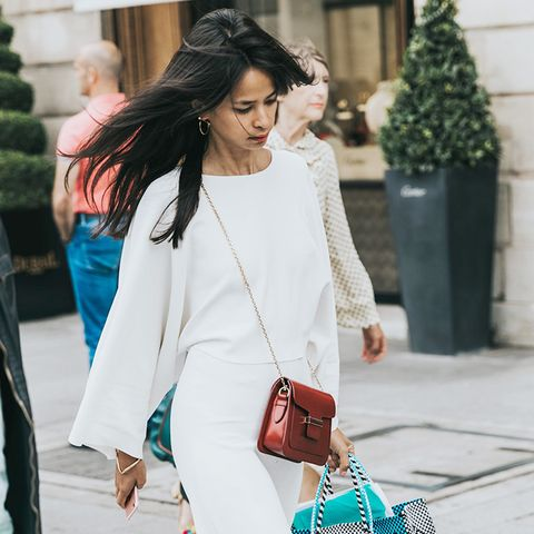 The Simple Way to Wear an All-White Outfit