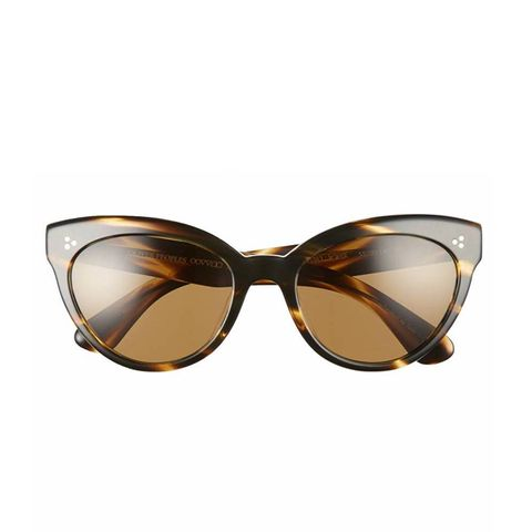 Roella Polarized Cat Eye Sunglasses