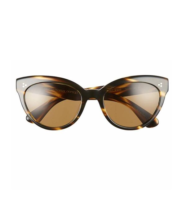 Roella 55Mm Polarized Cat Eye Sunglasses -