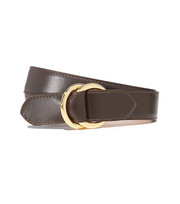 Leather O Ring Belt