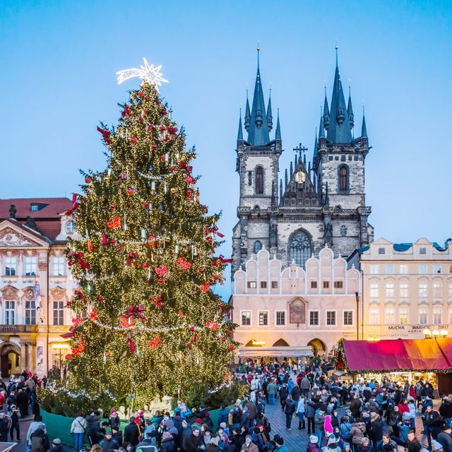 These Fairy-Tale European Cities Transform at Christmas—Take a Look