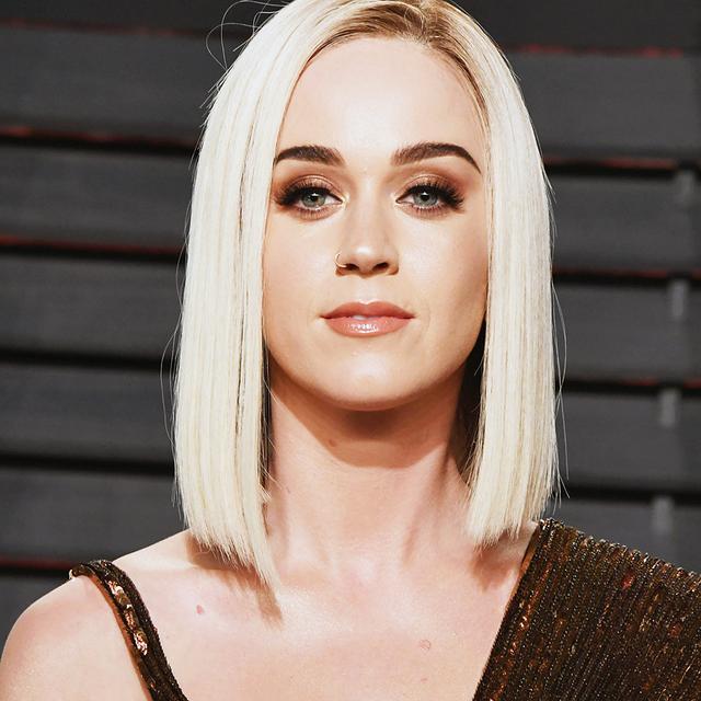 Katy Perry's new Pixie Cut