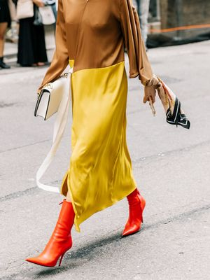 The 3 Most Important Words for Fall: Zara Ankle Boots
