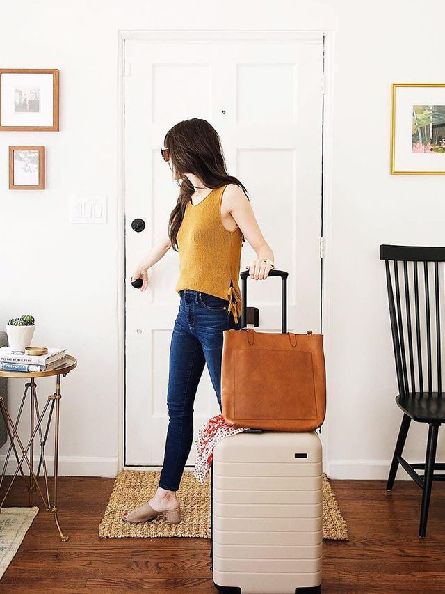 Away suitcase travel