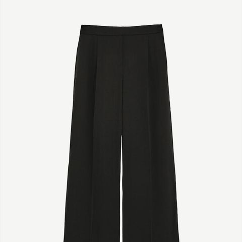 High-Waist Trousers