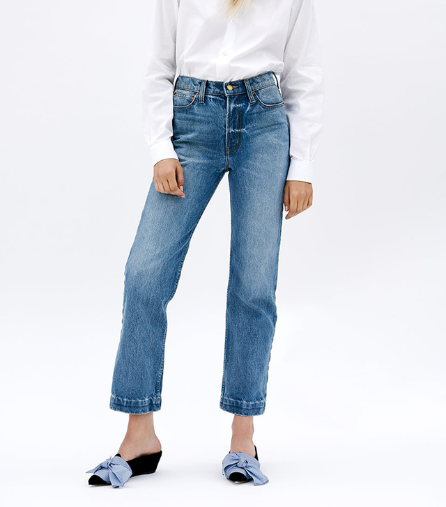 B Sides Arts Straight Jeans Marianne