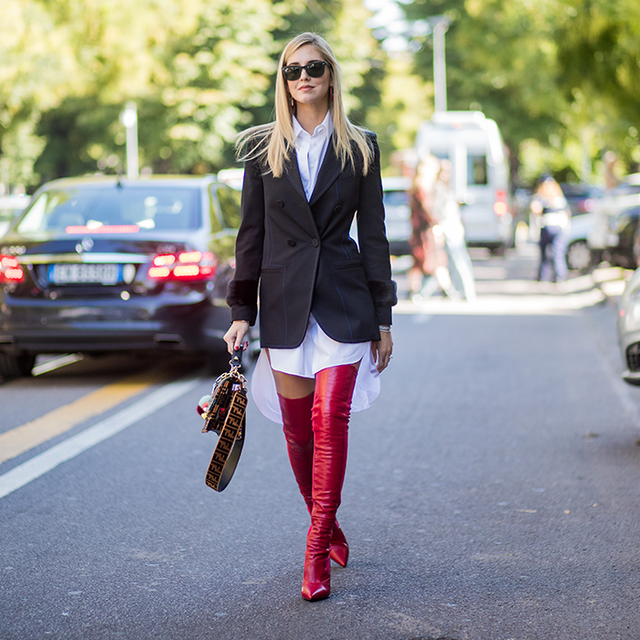 Chiara Ferragni's Earnings From Her Shoe Brand Might Blow Your Mind