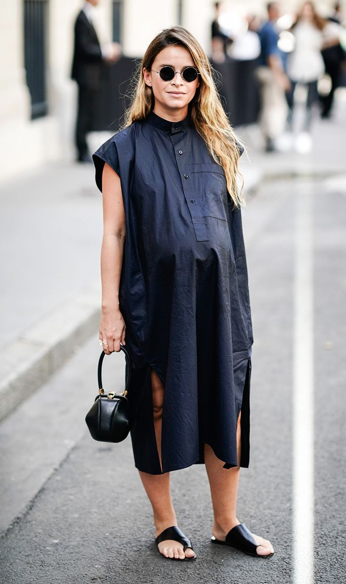 6 Cute Maternity Outfits That Are Street Style–Approved  Who