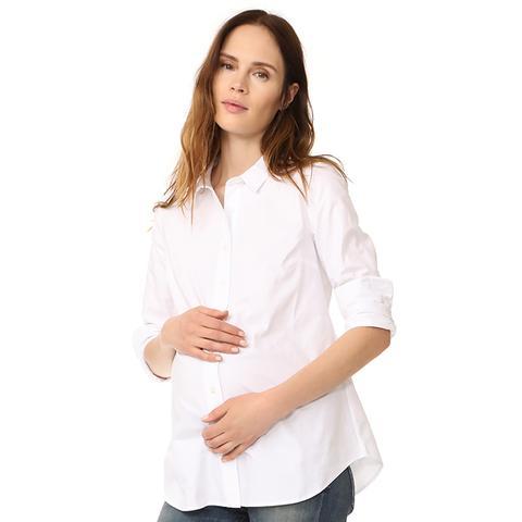 Classic Maternity Shirt