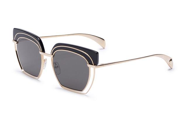 HB-Zero Geometric Sunglasses