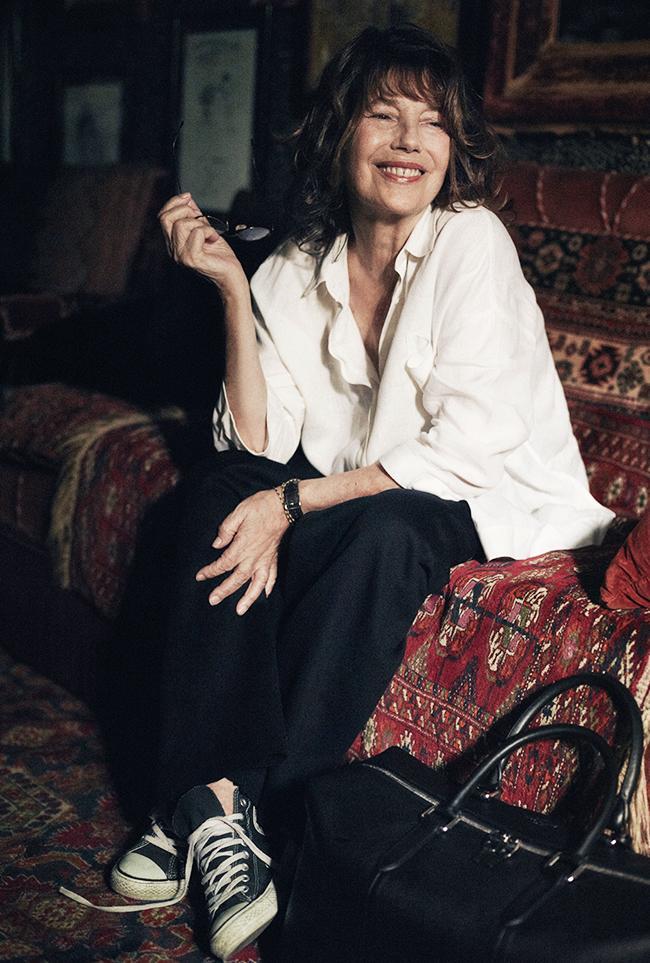 Jane Birkin Smythson interview