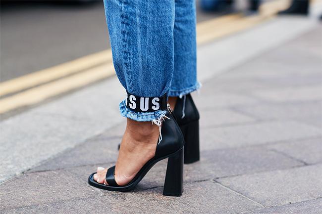 '90s Shoe Trends