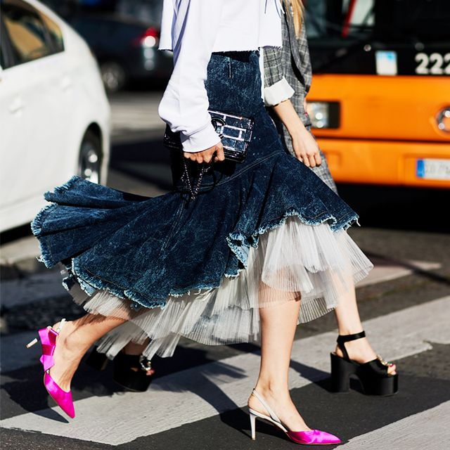 '90s Shoe Trends That Are Honestly Making a Comeback