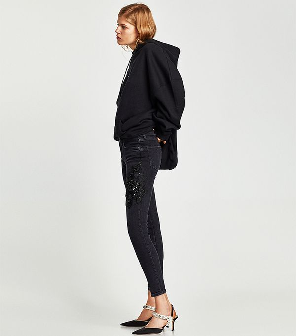 Zara Made Skinny Jeans And Kitten Heels A Quot Thing