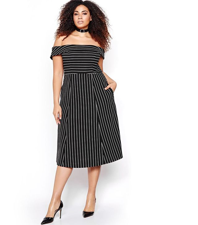 15 flattering plus-size cocktail dresses for any occasion
