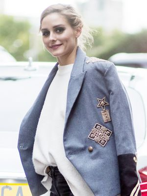 The Classic Way Olivia Palermo Wore Zara to Fashion Week