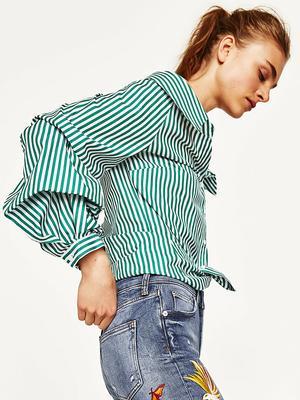 The Rumors Are True: Zara Just Dropped the Prettiest Skinny Jean Trend