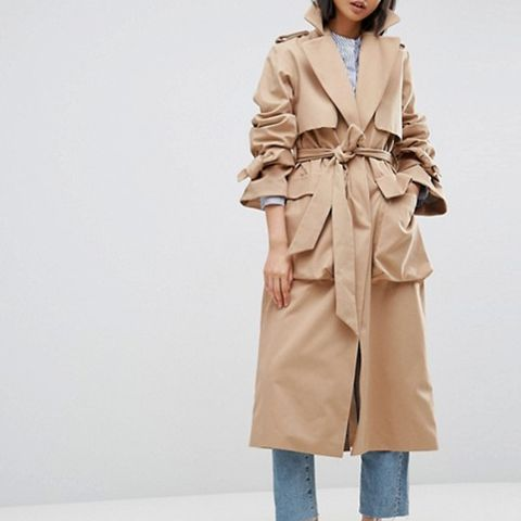 Molded Pocket Trench