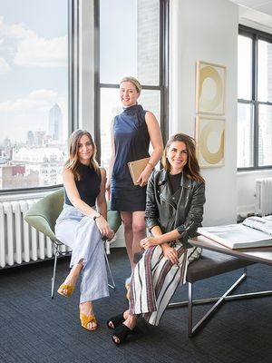 Inside MyDomaine's Newly Revamped New York Headquarters