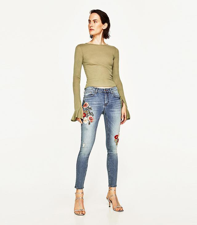 Zara The Skinny Helen