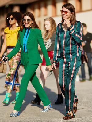 The Best of Milan Fashion Week Street Style