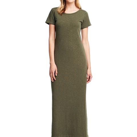 Premium Maxi T Dress