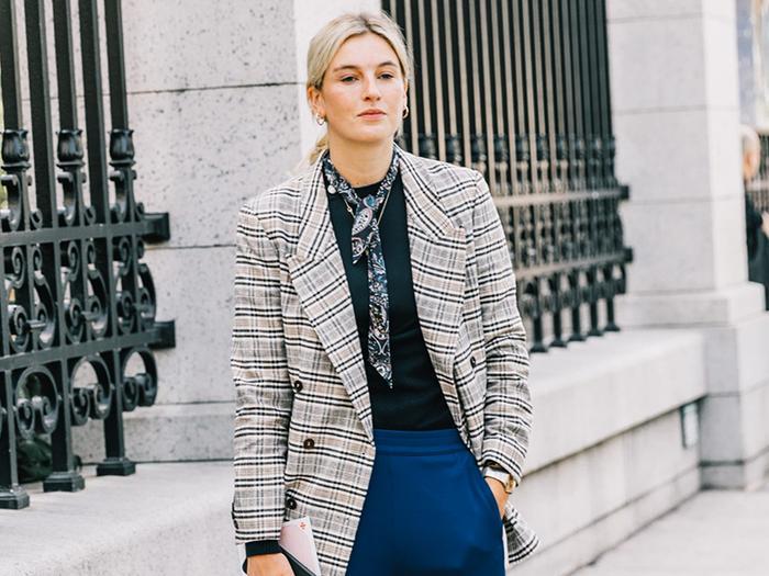 5 Ways to Wear a Blazer for Women   Who What Wear