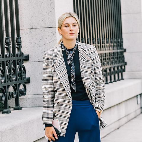 How to Wear a Blazer 5 Ways